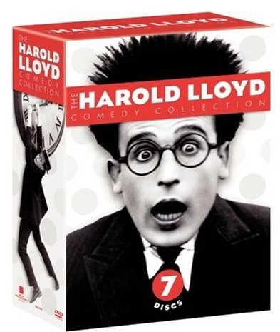 Harold Lloyd Comedy Collection volume 1-3