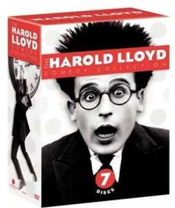 Harold Lloyd Comedy Collection volume 1-3