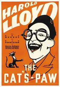 The Cats-Paw, starring Harold LLoyd