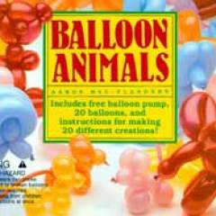 Balloon Animals, by Aaron Hsu-Flanders
