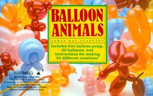 Balloon Animals, by Aaron Hsu-Flanders
