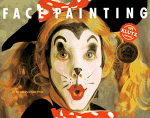 Face Painting from Klutz Press - rated 4 out of 5 clowns