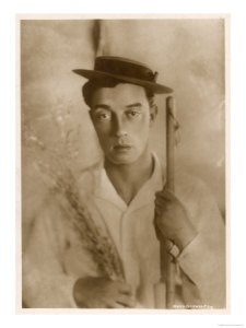 Buster Keaton Joseph Francis Keaton) American Comic Actor Mainly in Silent Films