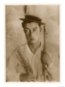 Buster Keaton Joseph Francis Keaton) American Comic Actor Mainly in Silent Films