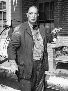 Buster Keaton in the Twilight Zone episode, Once Upon a Time