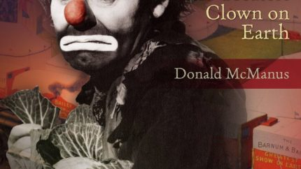 Emmett Kelly - greatest clown on Earth book