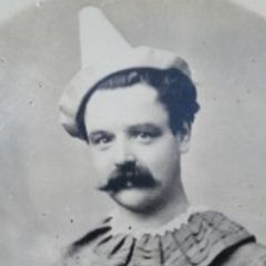 Johnny Patterson (1840 - 1889) The Irish Singing Clown