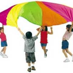 Clown Props - Playchute parachute
