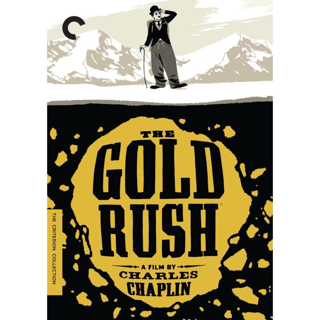 The Gold Rush, starring Charlie Chaplin, Georgia Hale