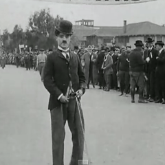 Kid Auto Races in Venice - Charlie Chaplin's first appearance as the Little Tramp