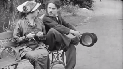 Mabel's Married Life - Mabel Normand and Charlie Chaplin