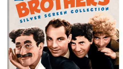 The Marx Brothers Silver Screen Collection (Groucho, Zeppo, Chico, Harpo)