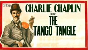Tango Tangles (1914) starring Charlie Chaplin, Fatty Arbuckle, Ford Sterling