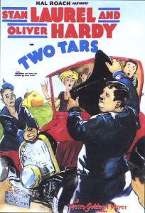 Two Tars (1928) starring Stan Laurel, Oliver Hardy, Edgar Kennedy, Charlie Hall, Thelma Hill, Ruby Blaine