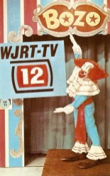 Bozo the Clown on WJRT-TV in Detroit, Michigan, portrayed by Frank Cady
