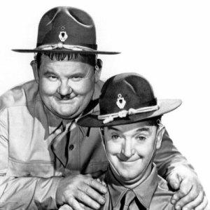 Great Guns, Oliver Hardy, Stan Laurel, 1941