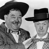 Laurel and Hardy photo gallery