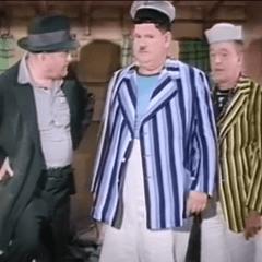 Saps at Sea - Richard Cramer, Oliver Hardy, Stan Laurel