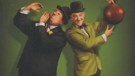 The Dancing Masters, starring Stan Laurel, Oliver Hardy