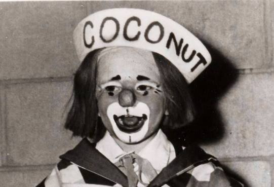 Coconut (a young Michael Polakovs, when his adult father Nicolai was performing as Coco)