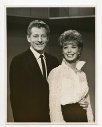 Danny Kaye and Gwen Verdon