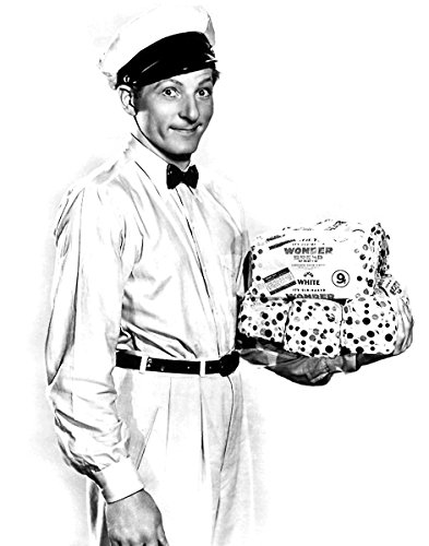 Danny Kaye advertising wonder bread