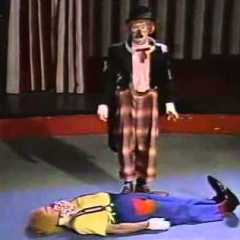 Dead and Alive clown skit