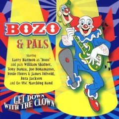 Get Down with the Clown – a music CD starring Larry Harmon's Bozo the Clown