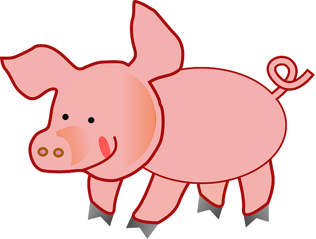 2 PARTIES & A PIG STY – a skit for 4 or more speaking clowns, with lots of audience participation – original skit by Larry & Grannie for use with their AWANAs group