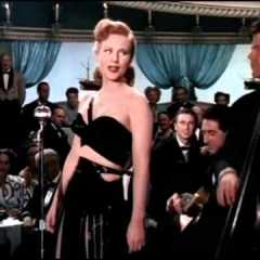 Daddy-O I'm gonna teach you some blues - from the Danny Kaye movie, A Song is Born