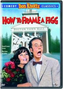 How to Frame a Figg, starring Don Knotts