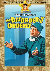 The Disorderly Orderly (1964) starring Jerry Lewis, Susan Oliver, Karen Sharp, Del Moore