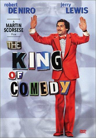 The King of Comedy - Robert Deniro - Jerry Lewis - A Martin Scorsese film - DVD