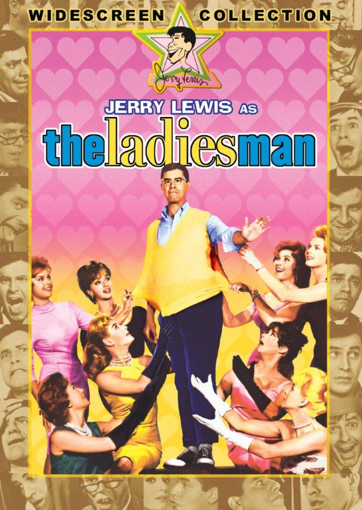 The Ladies Man starring Jerry Lewis