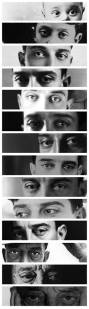 The eyes of Buster Keaton