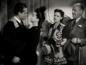 Red Skelton, Patricia Dane, Eleanor Powell & Thurston Hall in I Dood It