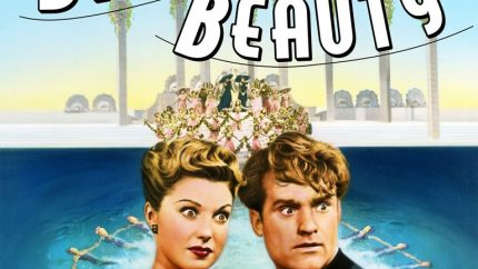 Movie review of Bathing Beauty (1944) starring Red Skelton, Esther Williams, Basil Rathbone