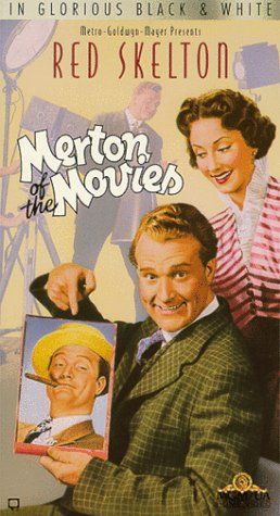 Movie review of Merton of the Movies (1947), starring Red Skelton, Virginia O'Brien