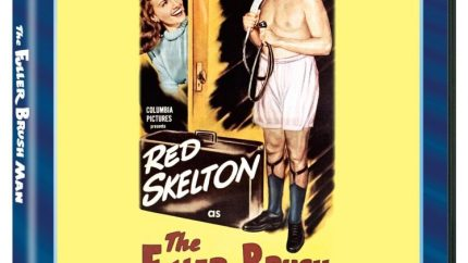 The Fuller Brush Man, starring Red Skelton and Janet Blair