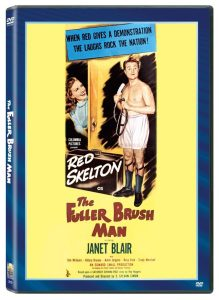 The Fuller Brush Man, starring Red Skelton and Janet Blair