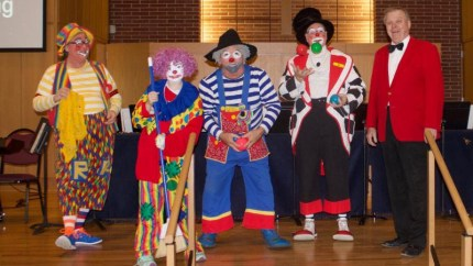 Clown Auditions