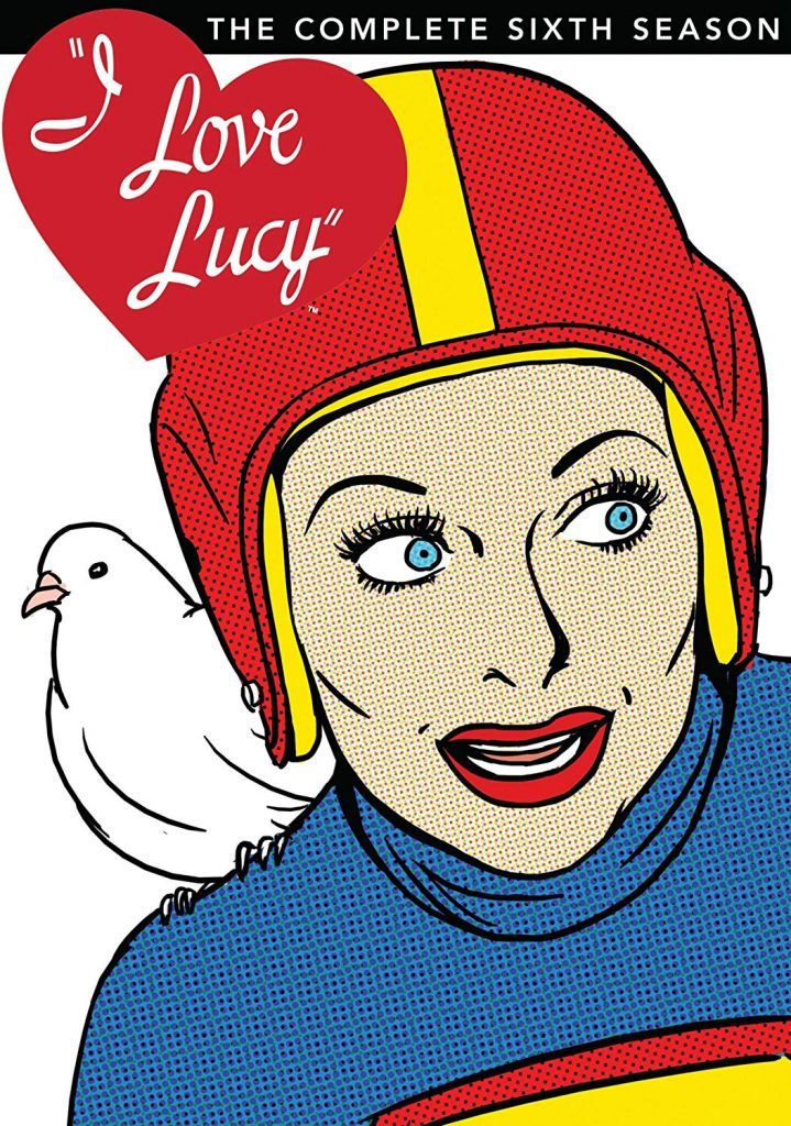 I Love Lucy episode guide - season 6 - final regular season