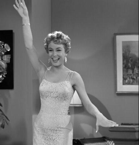 Barbara Eden on I Love Lucy - Country Club Dance
