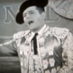 The Bull Fight - Ricky as Fernando the matador