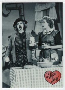 I Love Lucy - Million Dollar Idea - Auth Martha's salad dressing