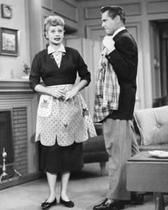 Changing the Boys' Wardrobe - Lucy's in trouble when Ricky rescues his old clothes