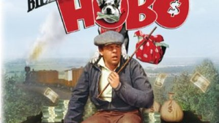 The Billion Dollar Hobo DVD cover (1977) starring Tim Conway, Will Geer