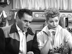 Oil Wells - I Love Lucy season 3, originally aired February 15, 1954