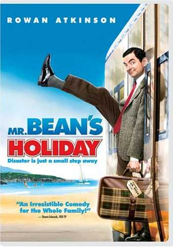 In Mr Bean s Holiday
