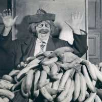 The Banana Man - Adolph Proper, aka. A. Robins